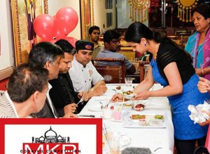 MKR Cooking Competition @ Maharaja's Haveli