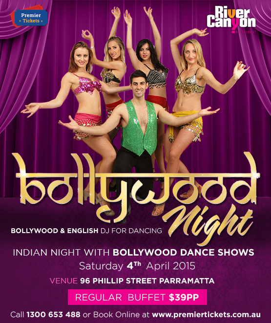 Bollywood Nite Fever – Dinner, Show & Dance Party