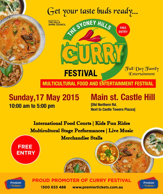 The Sydney Hills Curry Festival