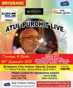 NAVRATRI MELA 2015 – Brisbane