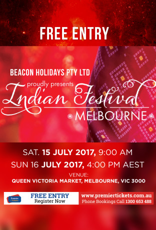 Indian Festival Melbourne – FREE Registration