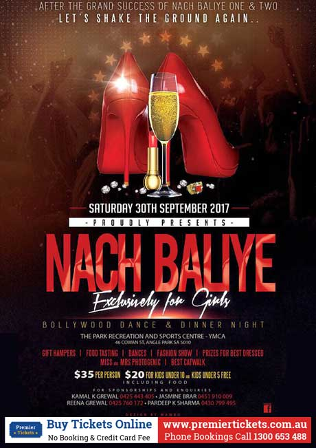 NACH BALIYE – Exclusively for Girl's