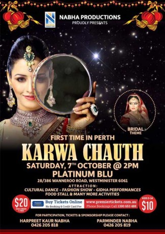 Karwa Chauth Mela in Perth