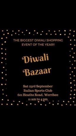 DIWALI BAZAAR – FREE Registration