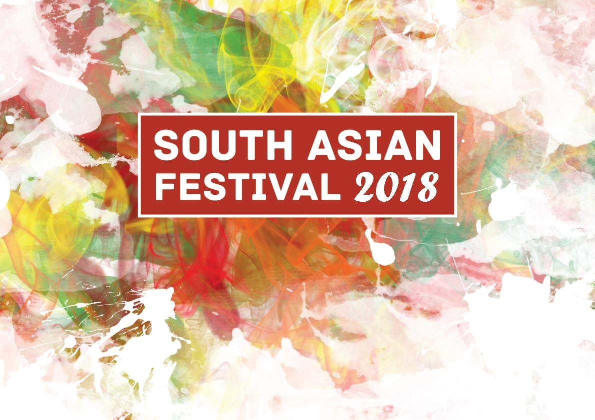 South Asian Festival 2018 –  FREE Registration