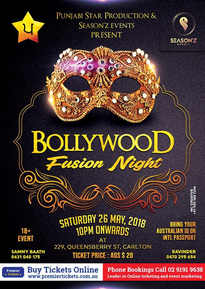 Bollywood Fusion Night