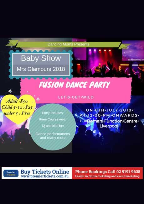 FUSION DANCE PARTY