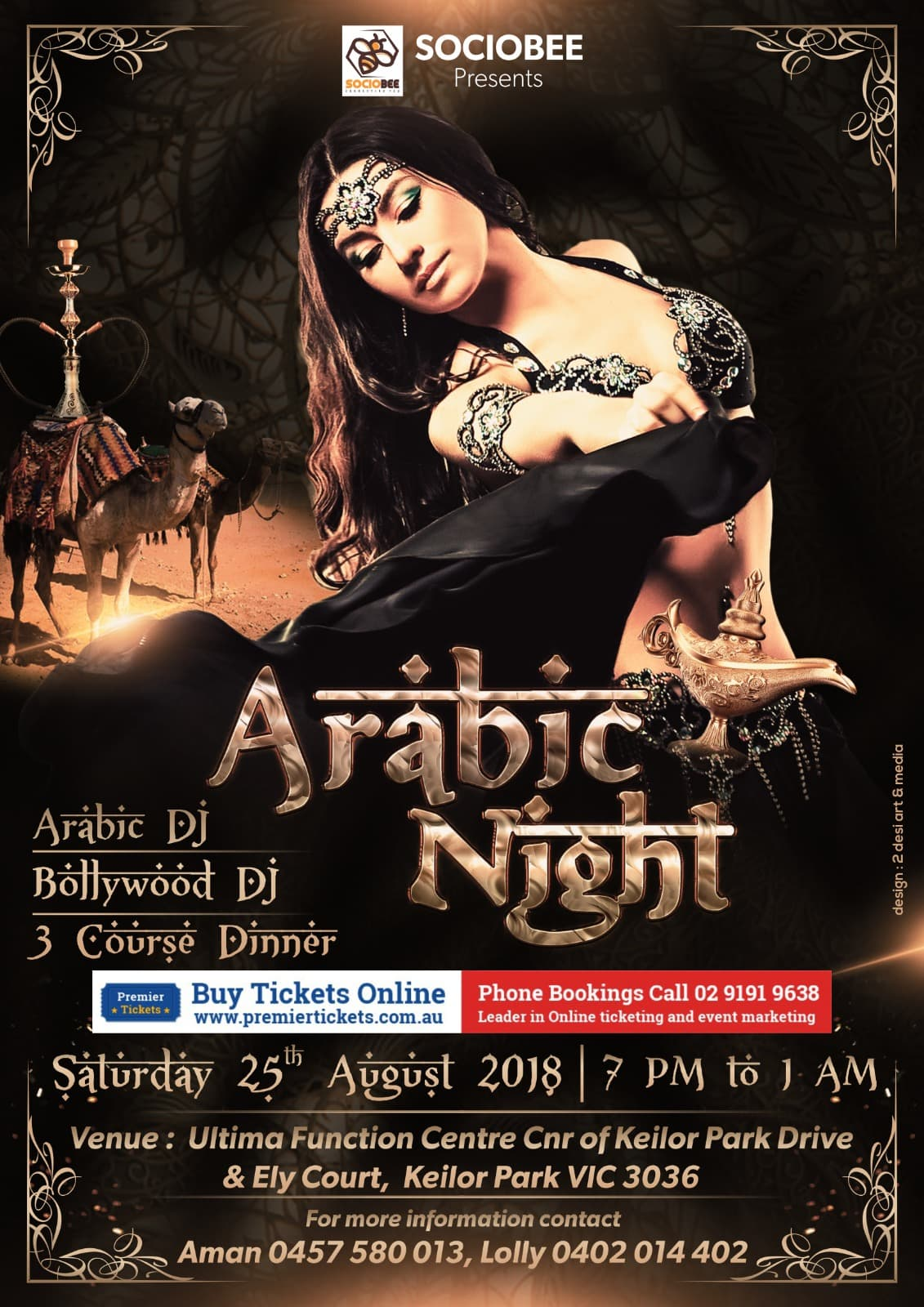 ARABIC NIGHT