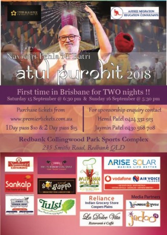 Navratri  Mela 2018 in Brisbane