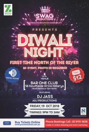 Diwali Night by Swag Production