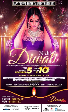 Niche Diwali Night