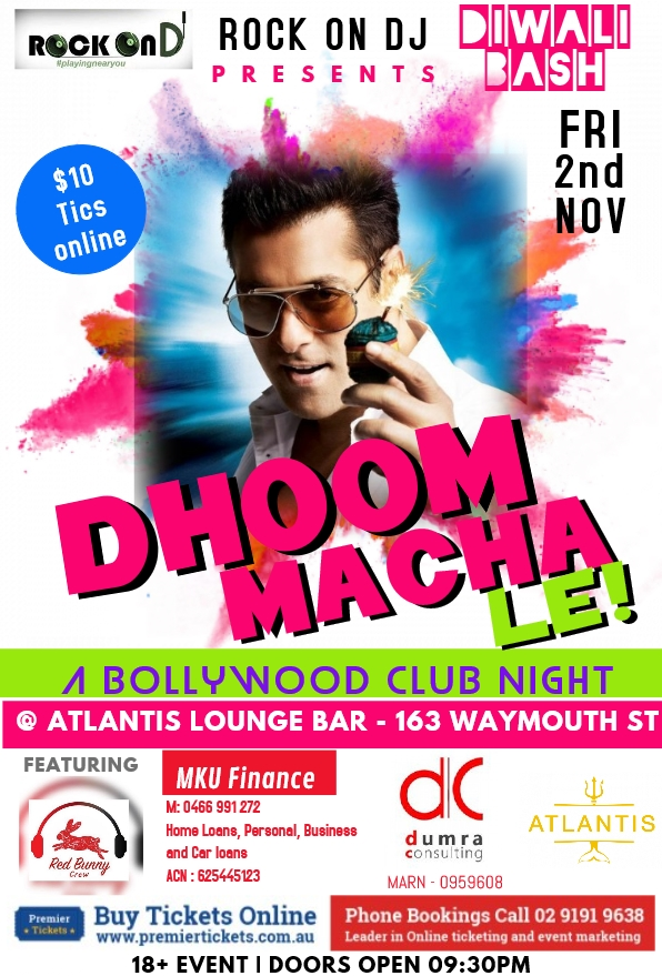 Dhoom Macha Le! – Diwali Bash