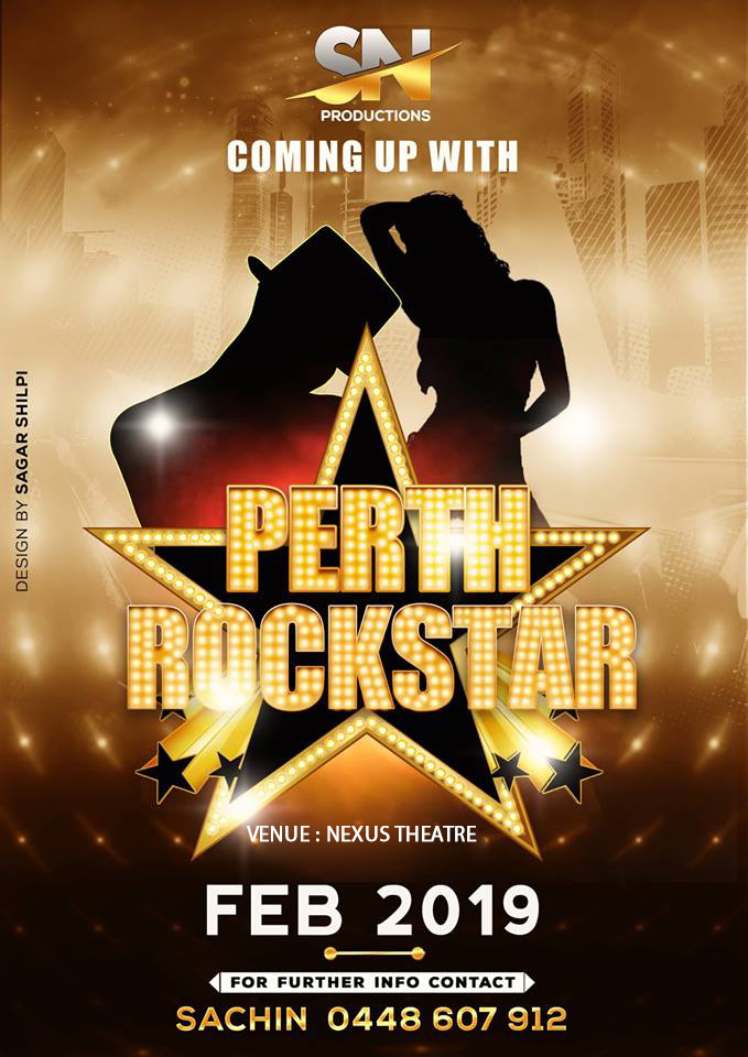 REGISTRATION – PERTH ROCKSTAR 2019