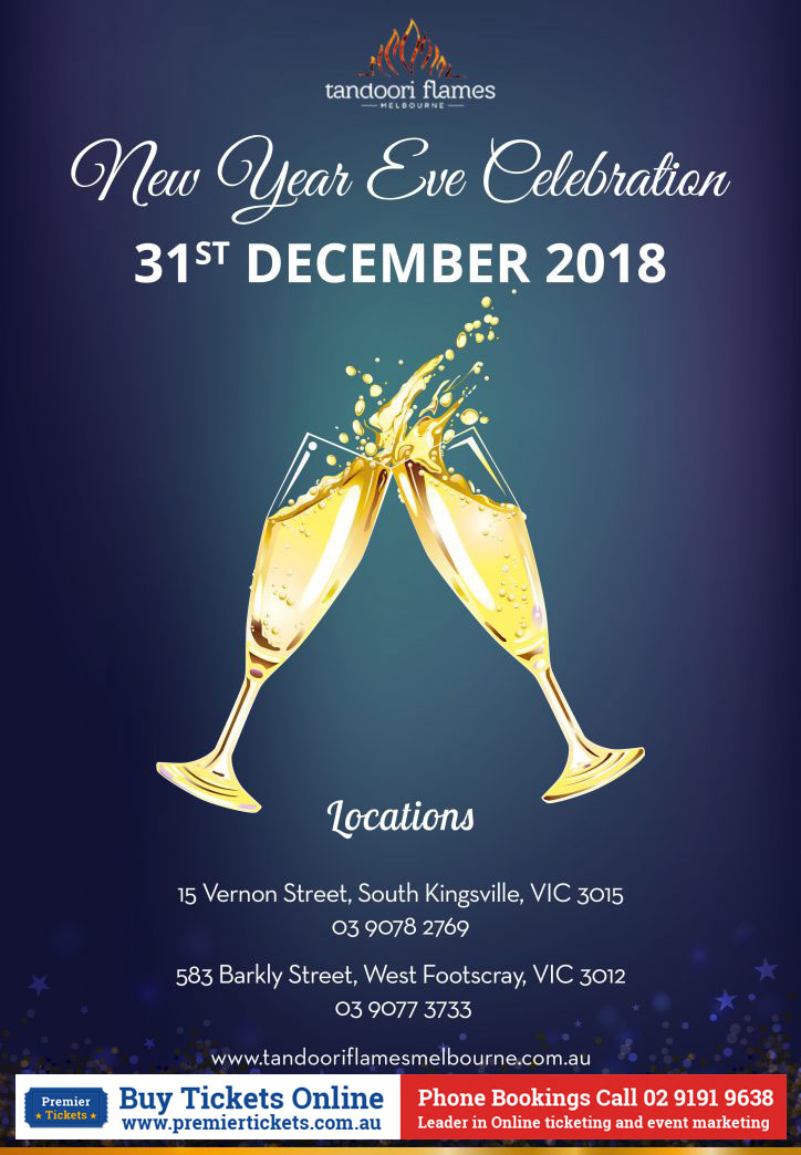 New Year Eve Celebration – 2018