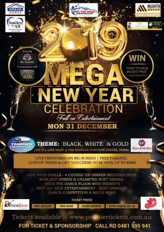 Mega New Year Celebration