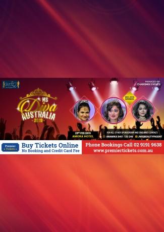 Ms Diva Australia MIQ 2019