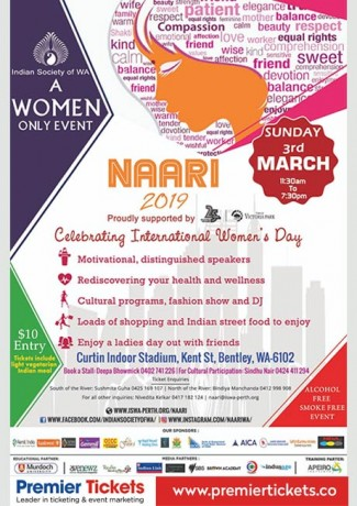 NAARI 2019 – Celebrating International Women's Day