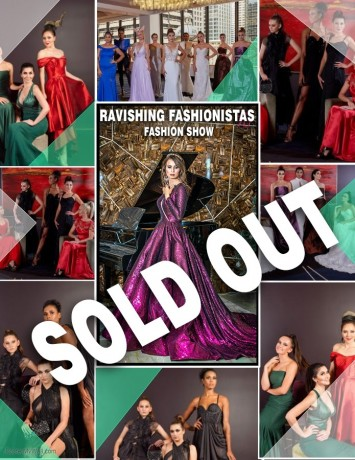 RAVISHING FASHIONISTA FASHION SHOW
