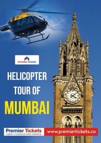 Helicopter Tour Mumbai – 7th February, 2019