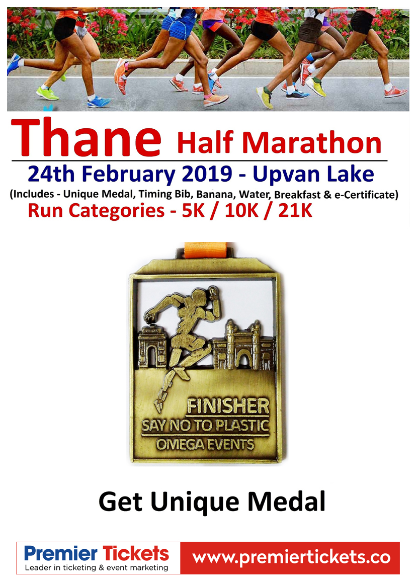 Thane Half Marathon-2nd Edition