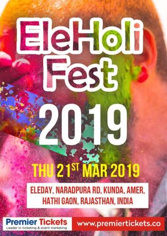 EleHoli Fest 2019