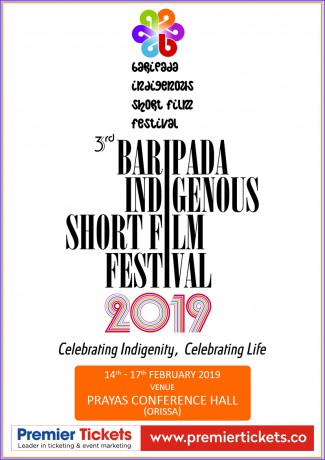 3rd Baripada Indigenous Short Film Festival 2019 – FREE ENTRY