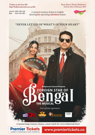 Foreign Star of Bengal – The Musical (24th Feb, 2019)