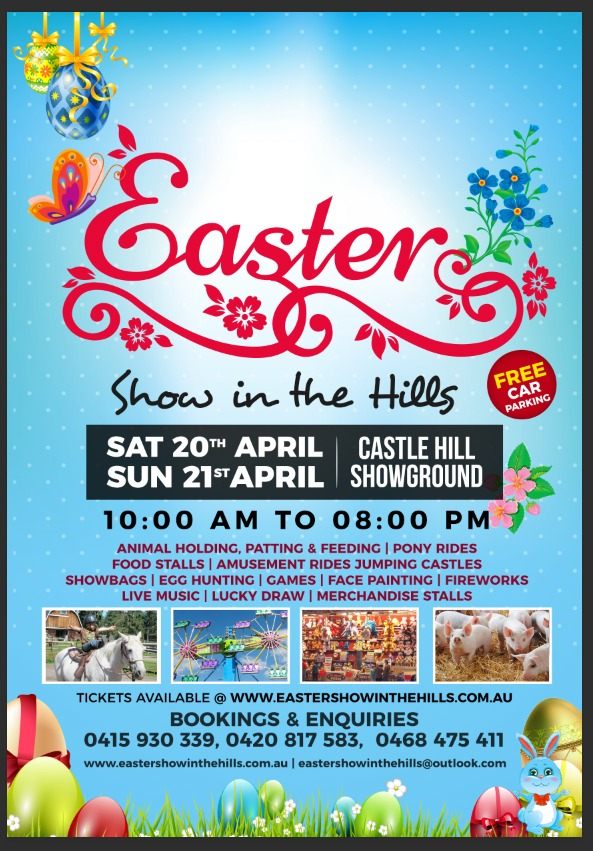 Easter Show In The Hills