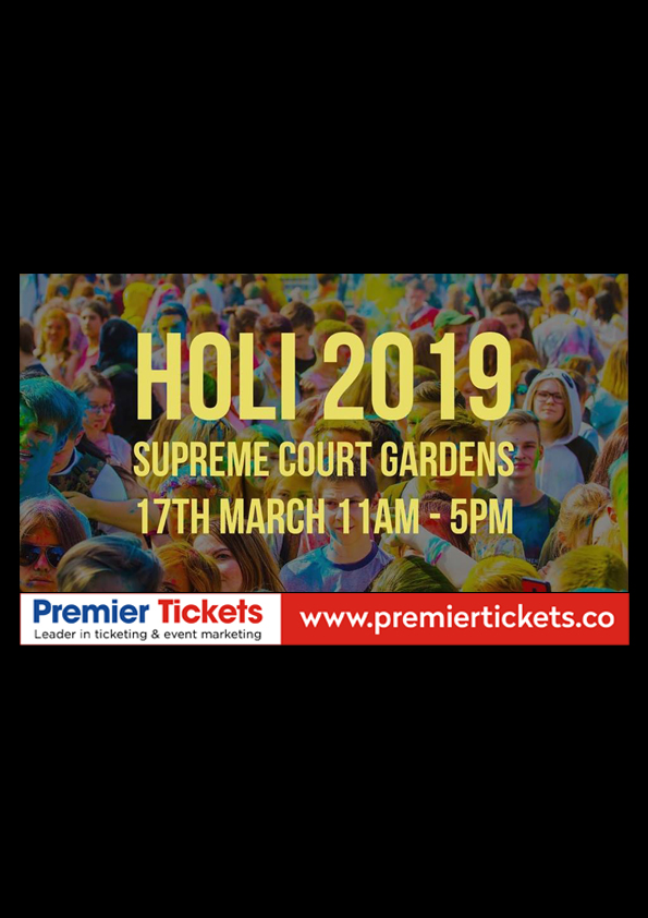 Holi 2019, Festival of Colours