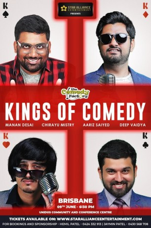 Gujarati Stand up Comedy Show in Brisbane