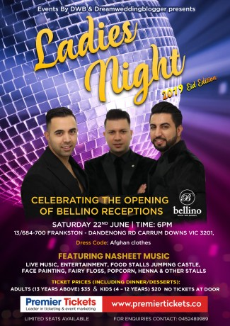 Ladies Night 2019 Eid Edition