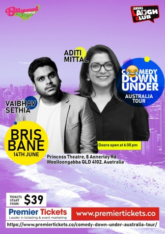 Comedy Down Under – Brisbane