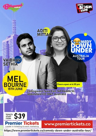 Comedy Down Under – Melbourne