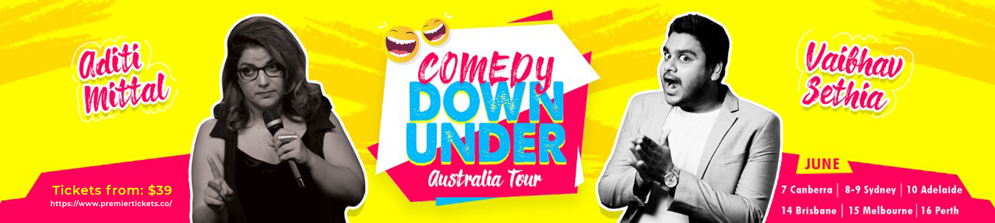 Comedy Down Under