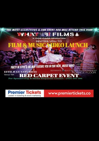 Red Carpet Event – A Curtain Raiser What If Films Launch Party