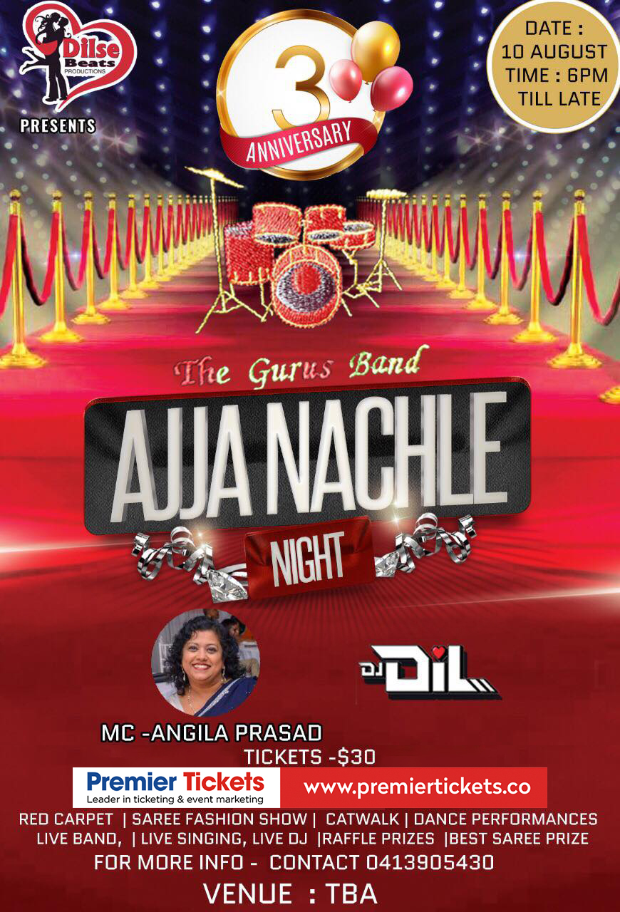 Ajja Nachle Night 2019