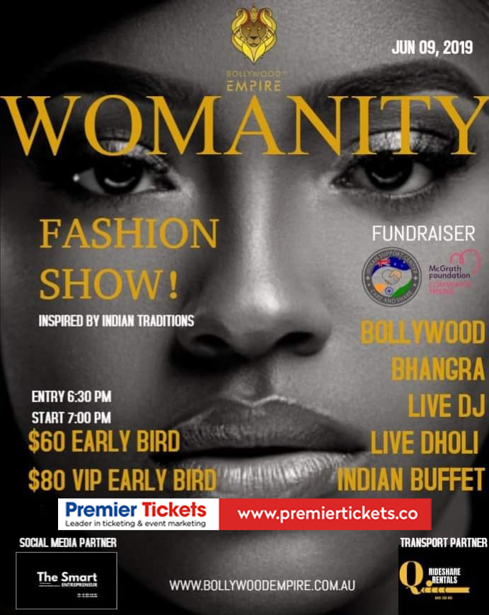 Womanity – A Fundraising Initiative