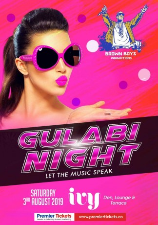 Gulabi Club Night in Sydney