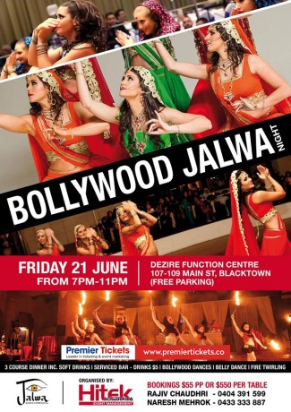 BOLLYWOOD JALWA NITE