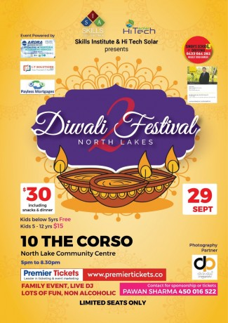 North Lakes Diwali Festival 2
