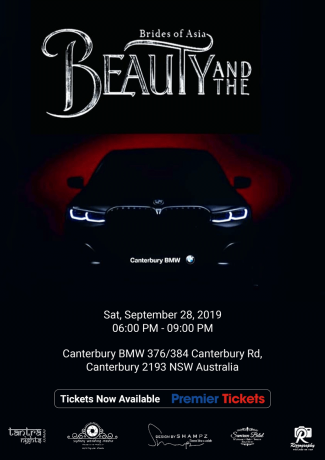 Beauty and the BMW – Sydney