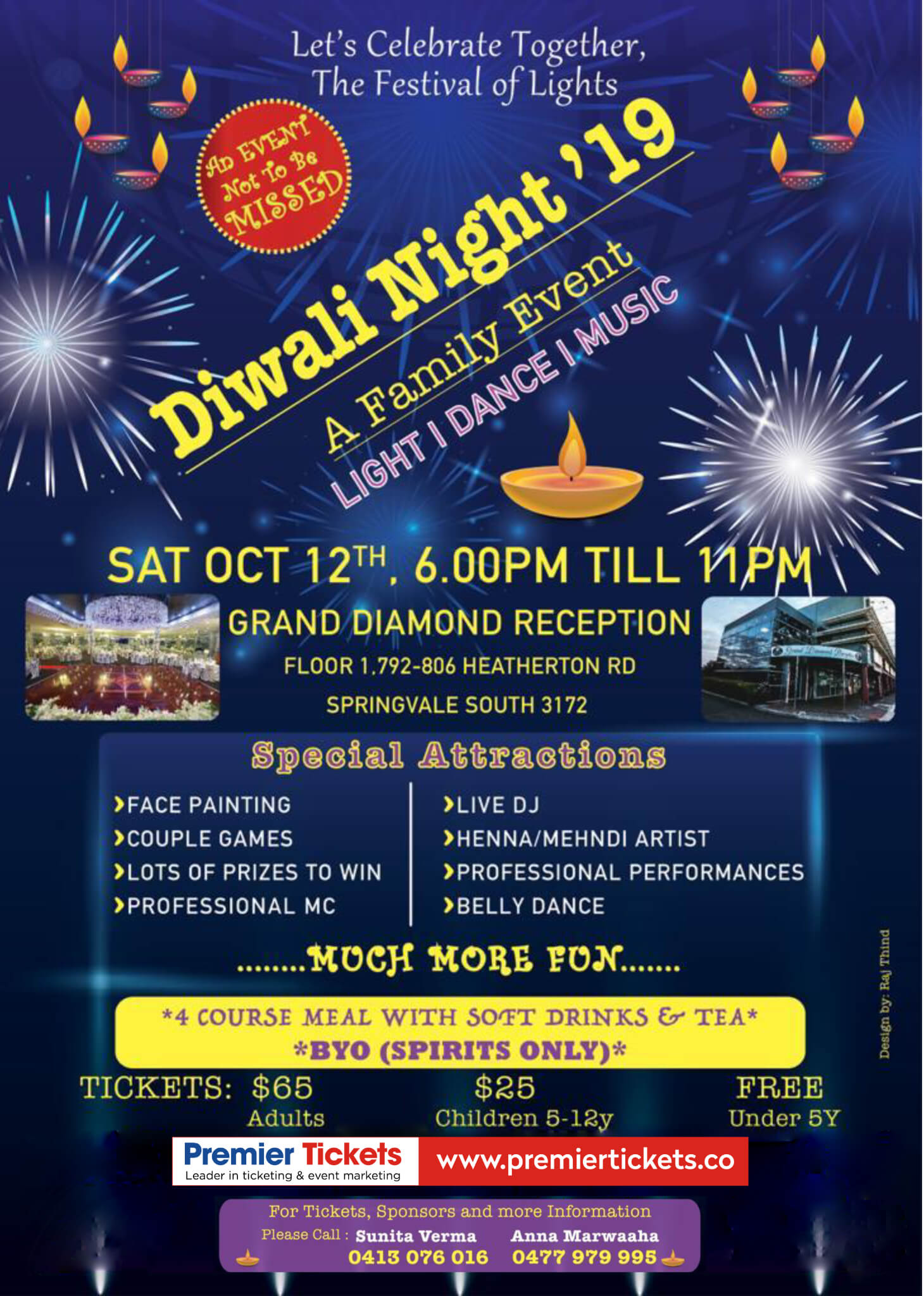 Diwali Night 2019
