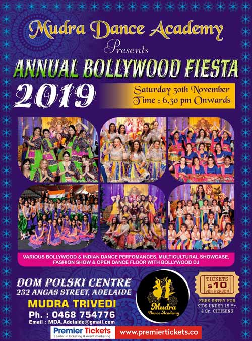 Annual Bollywood Fiesta 2019