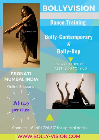 Bolly-Hop & Bollywood Contemporary