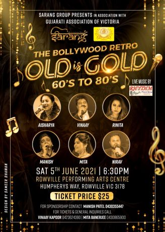 The Bollywood Retro Old is Gold