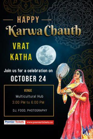 Karwa Chauth 2021- VRAT KATHA
